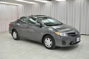 2013 Toyota Corolla CE SEDAN w/ BLUETOOTH, HTD SEATS, USB/AUX PO