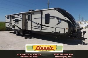 2017 Premier 34BHPR Simply the most comfortable travel trailer a