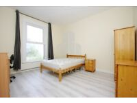 VERY SPACIOUS 4 BEDROOM *LOUNGE CONVERSION* FLAT- FEW MINUTES FROM FINSBURY PARK STN- FURNISHED