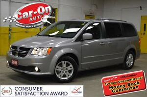 2016 Dodge Grand Caravan CREW STOW'N'GO LOADED