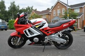 1996 CBR600F3 - 13855 Miles, Fantastic first bike with Loads of history , ONO