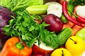 Fresh farm produce delivered to your door along with recipe ideas!