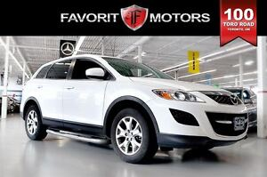 2012 Mazda CX-9 GS AWD | LTHR | 7-PASSENGER | MOONROOF