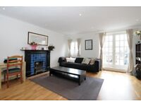 *PRIVATE ROOF TERRACE* A spacious three double bedroom, split level maisonette on Mirabel Road.