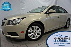 2012 Chevrolet Cruze 2LT*TURBO*TOIT*BLUETOOTH*MAGS