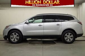 2015 Chevrolet Traverse LT 2LT AWD