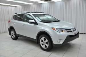 2015 Toyota RAV4 XLE AWD SUV w/ BLUETOOTH, HEATED SEATS, DUAL CL