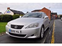 LEXUS IS 250 2.5 SE 4DR PETROL (FULL SERVICE HISTORY,MINT COND)