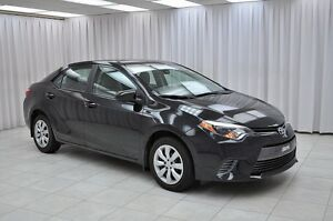 2016 Toyota Corolla LE ECO SEDAN w/ BLUETOOTH, HTD SEATS & BACK-