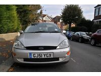 Ford Focus Ghia - 2001 - Automatic - 1 Year MOT - New tyres - Full service history
