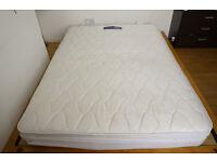 silentnight double mattress very good condition