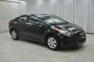 "2013 Hyundai Elantra """"ONE OWNER"""" L 6SPD SEDAN w/ POWER W/L/M &"