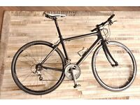 Full Carbon Fibre Road Bike, Bicycle (PLANET X - Pro Carbon)