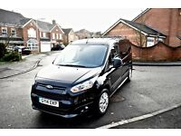 Ford transit connect No VAT