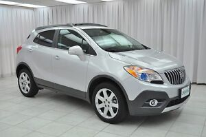 2016 Buick Encore 1.4L AWD SUV w/ BLUETOOTH, HEATED SEATS, NAVIG