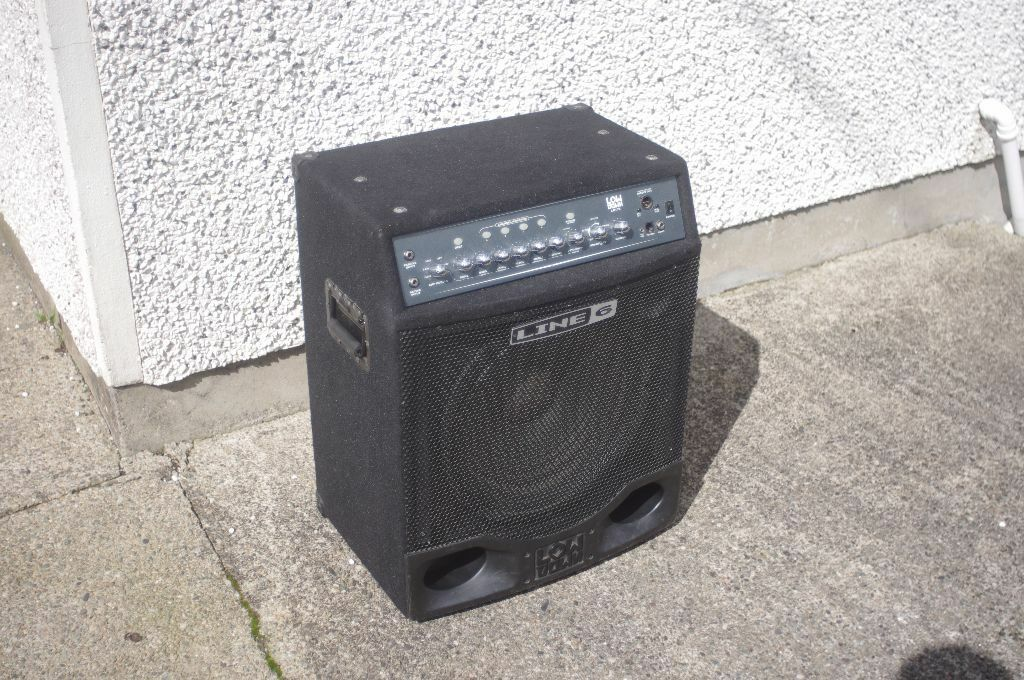 how to build a bass amp