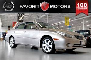 2005 Lexus ES 330 SUNROOF | HEATED/VENTILATED SEATS | PWR SUNSHA