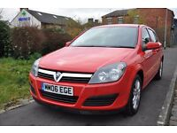 VAUXHALL ASTRA 1.6 16V ACTIVE 5DR PETROL (NO ADVISORY ON MOT, 1 OWNER)