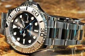 Rolex 116622 Yachtmaster with box and papers. 2017.