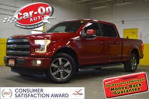 2016 Ford F-150 LARIAT LEATHER NAVI LOADED !!!