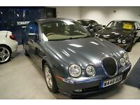 Jaguar S-Type SE V6 (grey) 2000