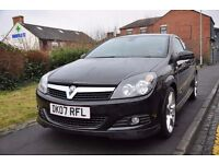 VAUXHALL ASTRA 1.9 CDTI 8v SPORT HATCH 3DR (PART SERVICE HISTORY, 6 SPEED)
