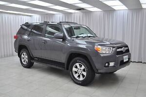 2012 Toyota 4Runner SR5 4x4 7-PASS SUV w/ HTD LEATHER, BLUETOOTH