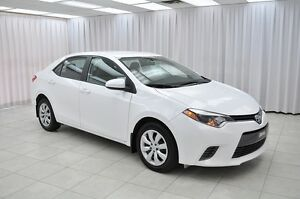 2015 Toyota Corolla LE ECO SEDAN w/ HTD SEATS, BLUETOOTH & BACK-