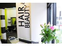 WANTED: Front Desk Manager / Receptionist in hair & beauty salon near Old Street London