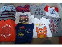 Big bundle for boys 12-18 months