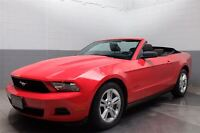 2010 Ford Mustang CONV V6 A/C MAGS