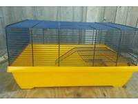 Hamster rodent cage