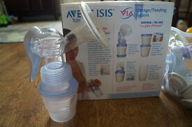 AVENT Bundle: Bottle and Food Warmer & Breast Pump