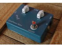 HBE Compressor Retro, compressor guitar pedal