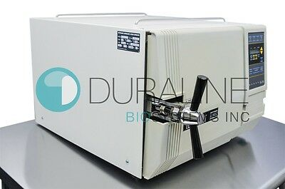 Tuttnauer 2340e Autoclave Steam Sterilizer Fully Refurbished W6 Month Warranty