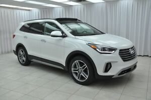 2018 Hyundai Santa Fe XL ULTIMATE 7PASS AWD SUV w/ REMOTE START,