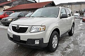 2008 Mazda Tribute GT, AWD, LEATHER, SUNROOF