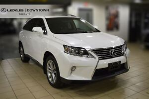 2015 Lexus RX 350 SPORT DESIGN, CAMERA, SUNROOF, LEATHER , 1 OWN
