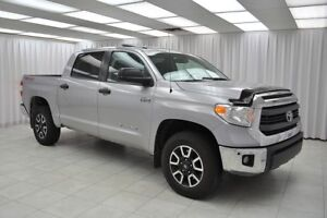 2014 Toyota Tundra SR5 TRD OFFROAD 4x4 5.7L iFORCE 4DR 5PASS CRE