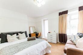Double Room, Paddington, Central London, Edgware Road, Little Venice, Zone 1, Bills Included, gt5