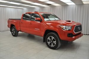 2018 Toyota Tacoma TRD SPORT 4x4 4DR 5PASS DOUBLE CAB w/ HEATED