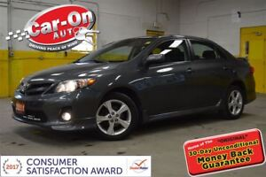 2011 Toyota Corolla S AUTOMATIC w/Sunroof