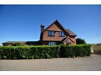 Detached House 4Bed,crossing keepers cottage