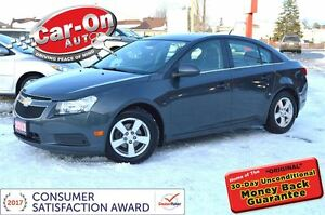 2013 Chevrolet Cruze LT TURBO with LEATHER