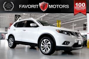2014 Nissan Rogue SL AWD | NAV | 360° BACK CAM | PANORAMIC ROOF