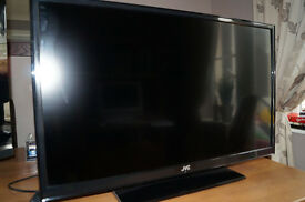 "JVC 32""HD LED TV"