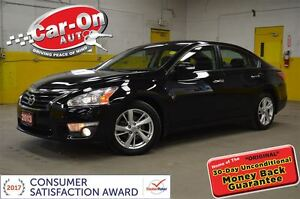 2013 Nissan Altima SL LEATHER SUNROOF HEATED SEATS BLUETOOTH