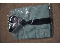 Shirt and tie for sale
