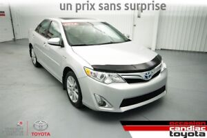 2014 Toyota Camry Hybrid XLE * SEULEMENT 56524 KM * TOIT * MAG *