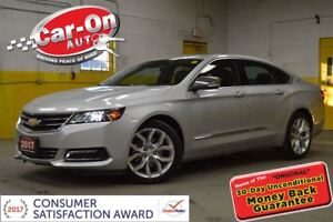 2017 Chevrolet Impala Premier 2LZ LEATHER PANO ROOF NAV READY